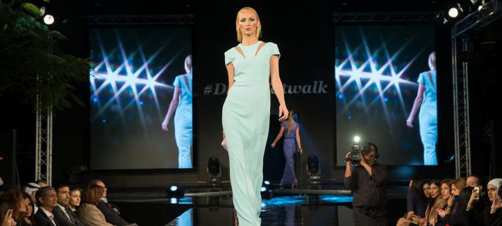 runway modella passerella sfilata di moda